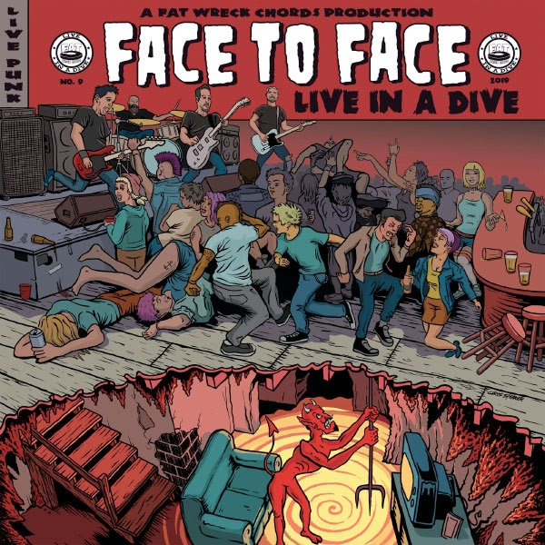 """Face To Face stream new live song """"All For Nothing"""""""