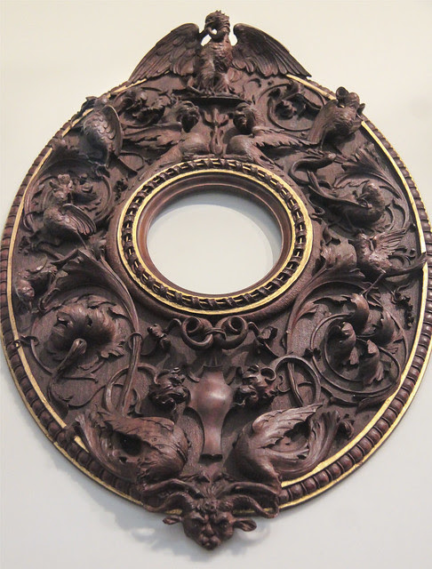 Frame, about 1860, Tuscany,Italy