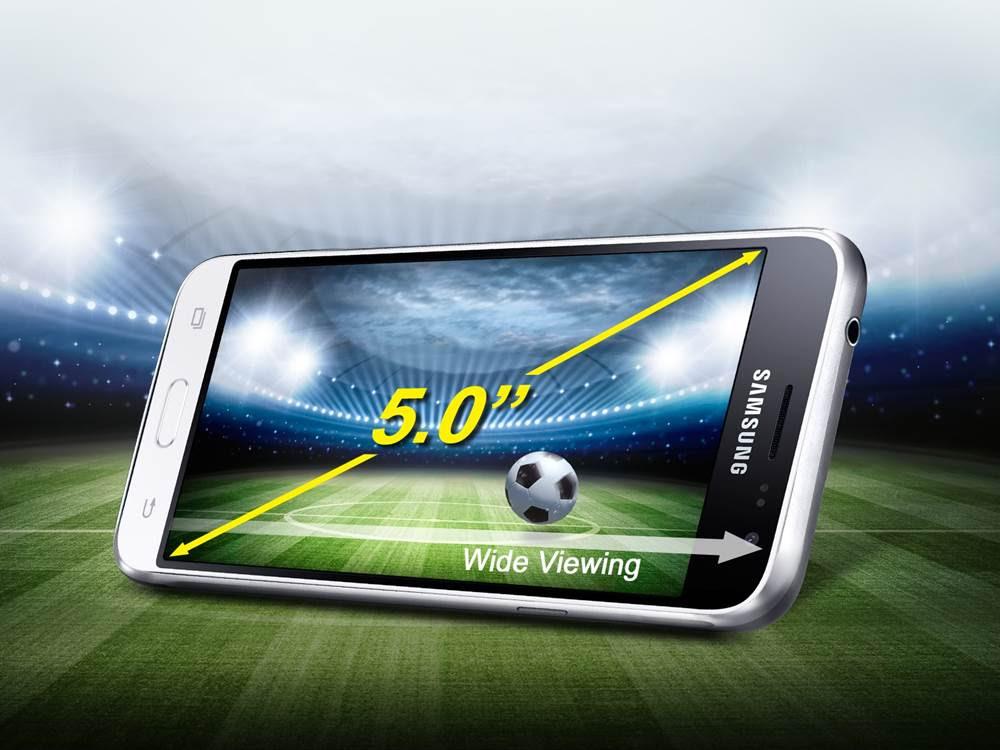 Harga Samsung Galaxy J3 2016 - 8GB - Putih