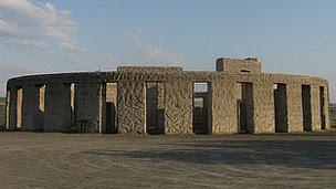 Maryhill replica of Stonehenge