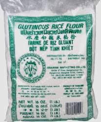Shoon Yin- understanding flour