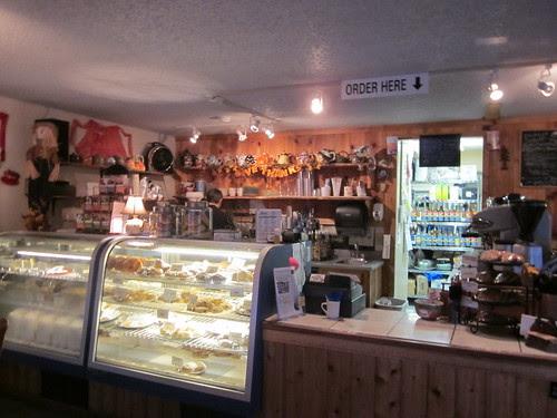 Rosie's Mountain Coffee Shop