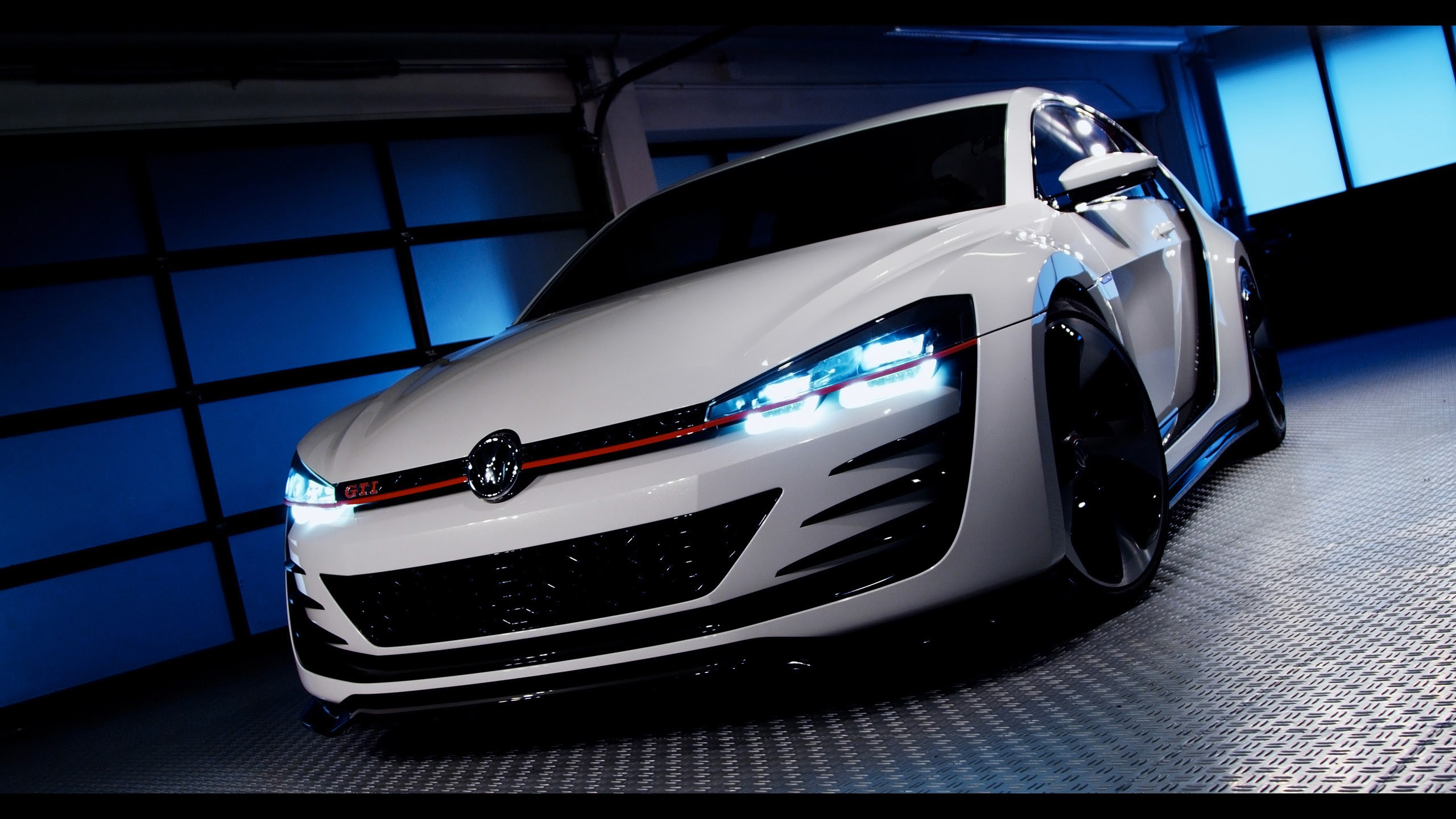 Volkswagen Design Vision GTI Wallpaper | HD Car Wallpapers ...