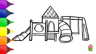 All Clip Of Cara Menggambar Taman Bhclipcom