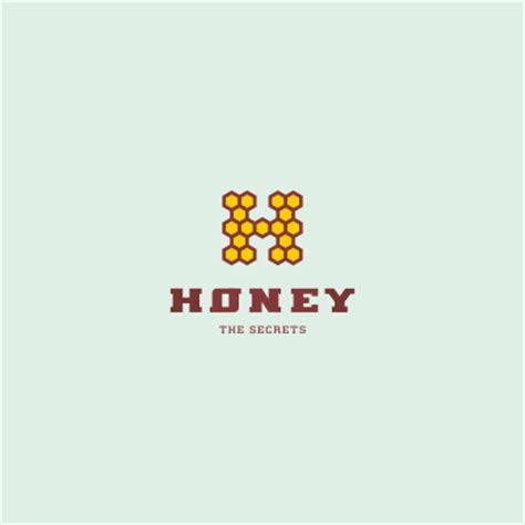 honey logo design gallery inspiration logomix