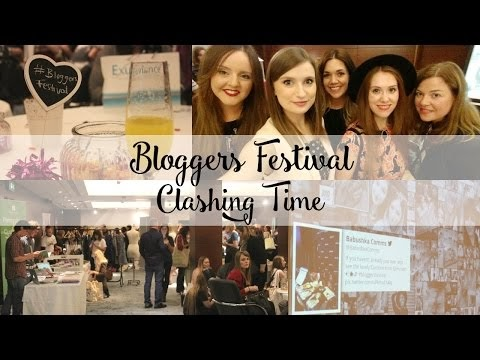 The Bloggers Festival     Clashing Time