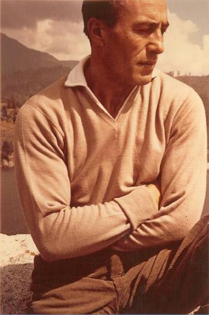Nagyapám Vancouverben 1960 nyarán.
