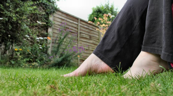 Barefoot in the Grass...