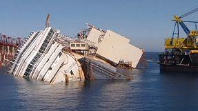 Concordia, imminenti le operazioni per rimetterla in asse