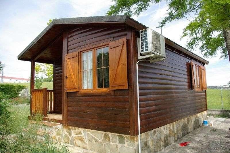 Para nuestra familia casas de madera de ocasion for Casas prefabricadas ocasion