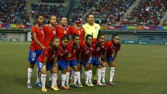 Selección Chilena de Fútbol Femenino vuelve a la actividad ...