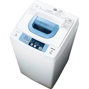 日立 5.0kg 全自動洗濯機 ピュアホワイトHITACHI NW-5TR-W