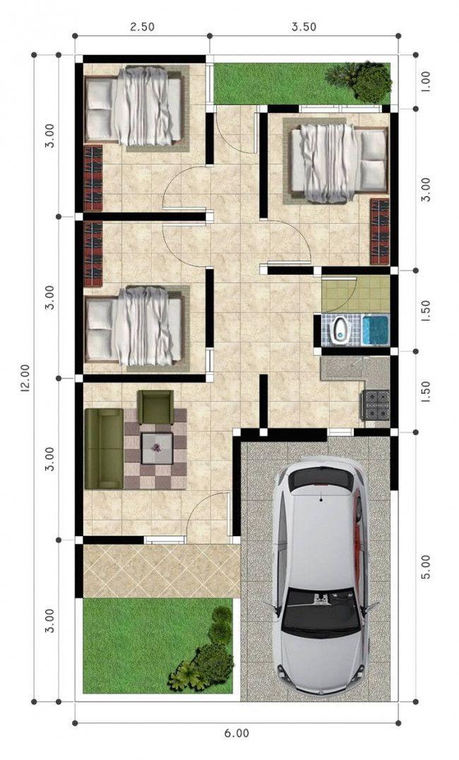 Isi Rumah Minimalis 3 Kamar   Ide Rumah Minimalis