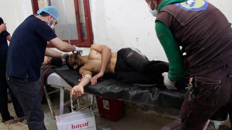 Συρία: Όλα δείχνουν προβοκάτσια στην περιβόητη νέα επίθεση με χημικά