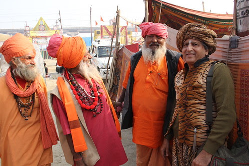 A Beggar Poet Documenting Kumbh Mela And The Naga Sadhus by firoze shakir photographerno1