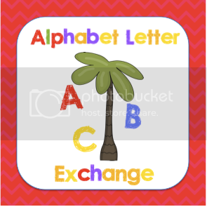 The alphabet letter exchange is ready to go first grade found me fandeluxe Choice Image