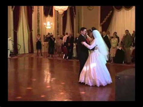 """Choreographed First Wedding Dance """"Lady in Red""""   YouTube"""
