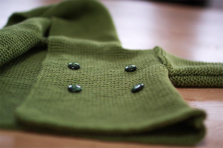 Green Duffle #1