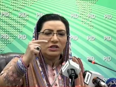Can't create state within state: PM's meeting with Ulema has nothing to do with: Firdous Ashiq Awan