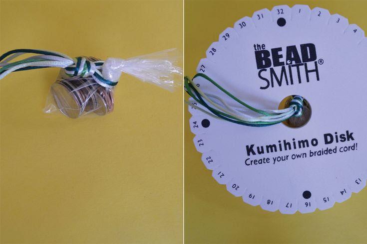 Kumihimo Braided Cord 1