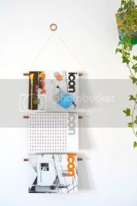diy copper magazine rack, burkatron, diy, craft, uk, blogger