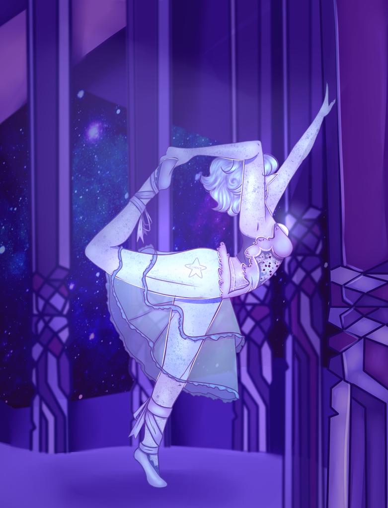 Blue Pearl by Zinovia-star