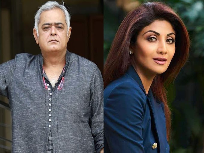 Hansal Mehta defends Shilpa Shetty
