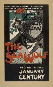 Ahoy! [...] The sea wolf. Digital ID: 1543422. New York Public Library
