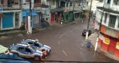 Três homens morrem durante troca de tiros com a PM em Marechal Rondon