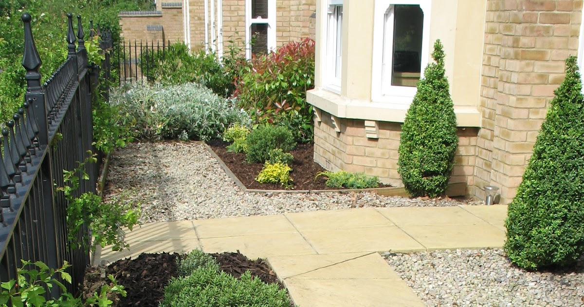 Landscaping landscape ideas for front of house low for Landscape ideas for front of house low maintenance