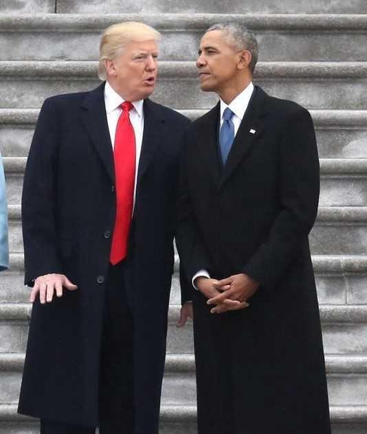 Fletcher S Castoria: Fletcher's Castoria: Trump Vs. Obama
