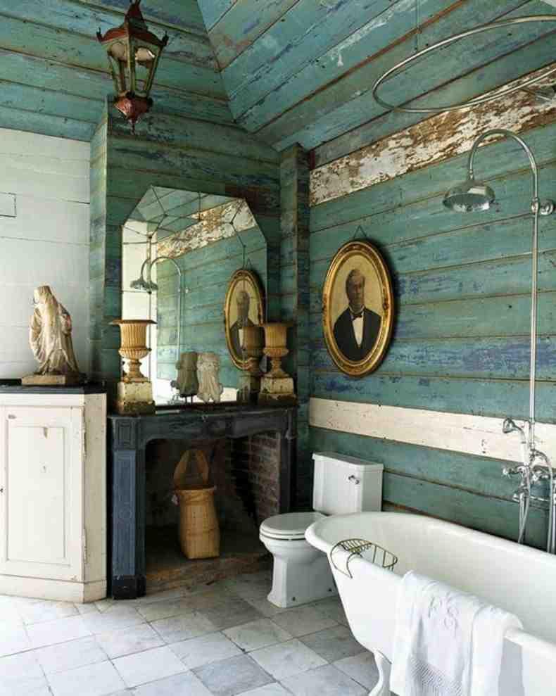 Rustic Bathroom Wall Decor - Decor IdeasDecor Ideas