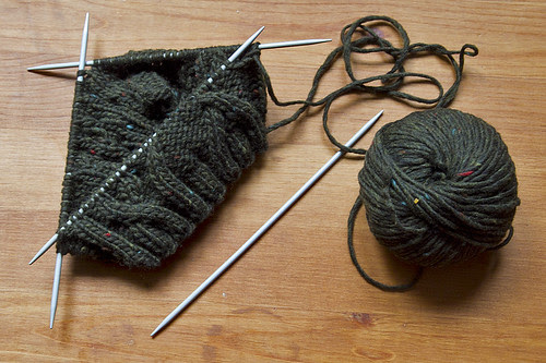 tweed & cables