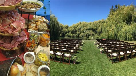 Weddings and Gala Events   Preferred Sonoma Caterers