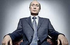 Putin as a cadaver