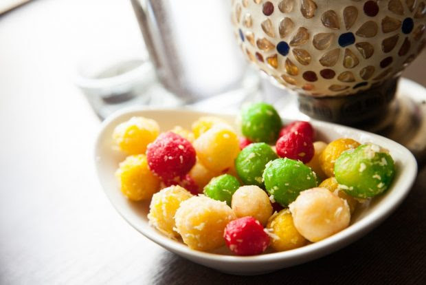Mouthwatering Sweets