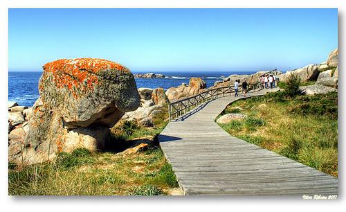 Praia San Vicente do Mar $4 by VRfoto