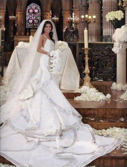 Eva Longoria married Tony Parker on July, 7th, 2007