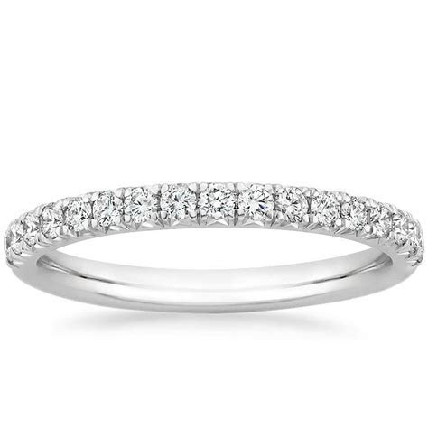 Diamond Bands As Simple Engagement Rings