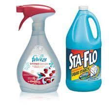 1 bottle of Sta Flo liquid