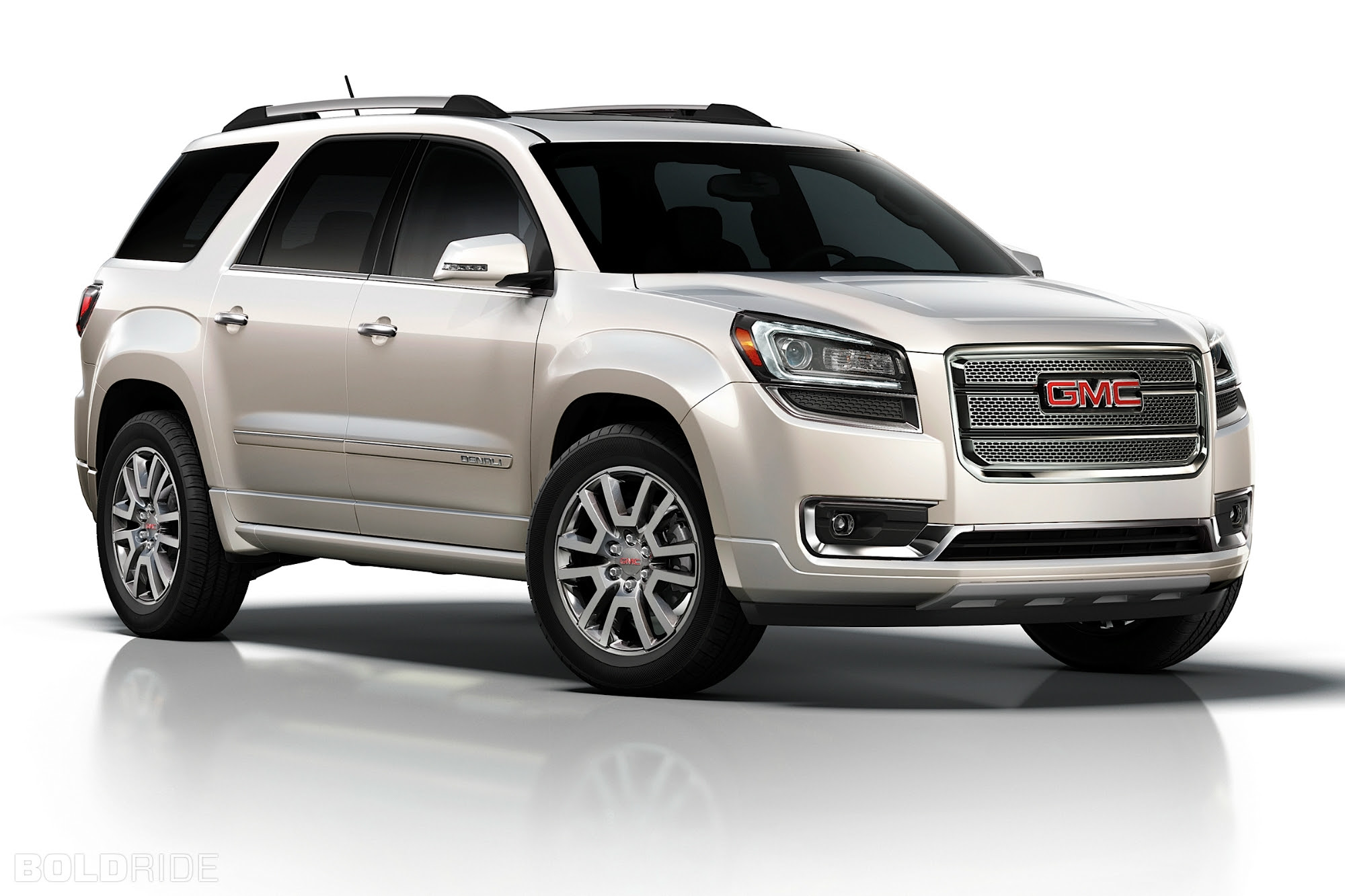 GMC ACADIA - Review and photos