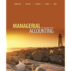 Managerial Accounting With Connect Access Card Ray