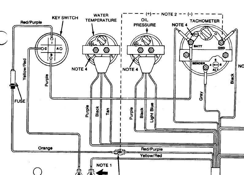 35 sea ray wiring diagram