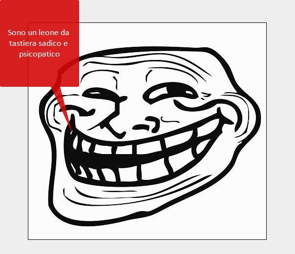 troll fumetto