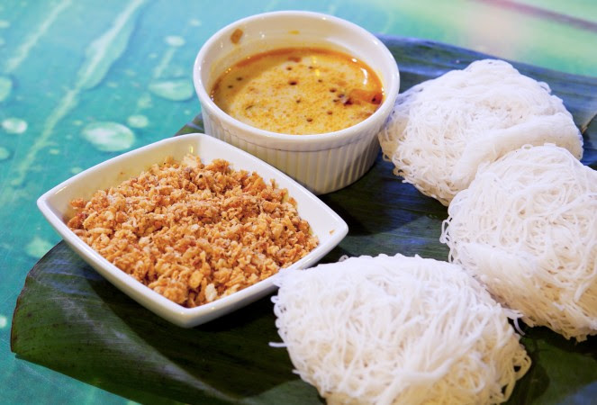 Image result for hoppers and string hoppers in sri lankan breakfast