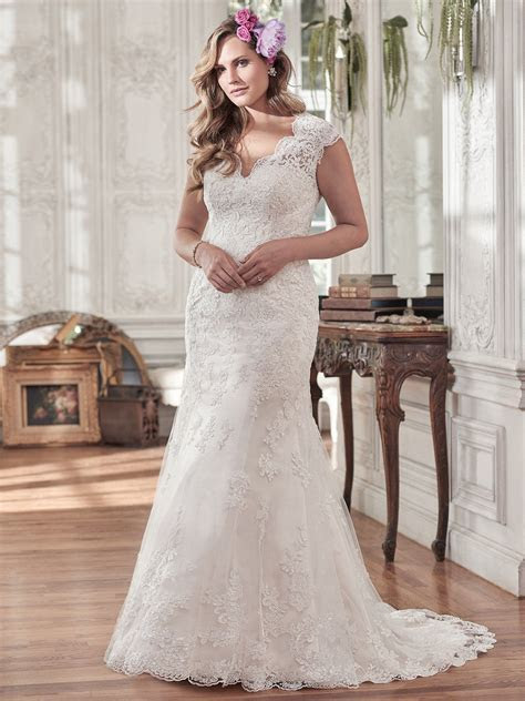 JESSICA by Maggie Sottero Wedding Dresses   Plus Size