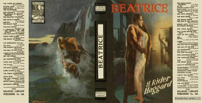 Beatrice. H. Rider Haggard.