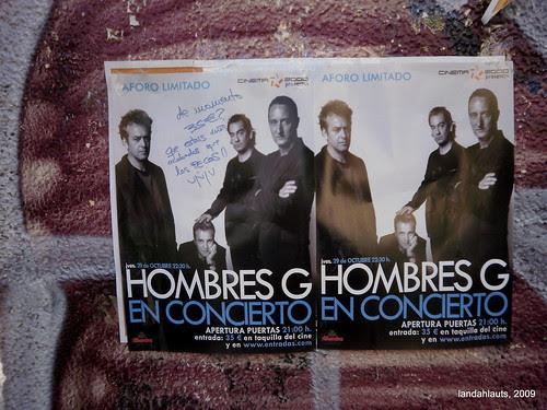 Hombres G en Granada