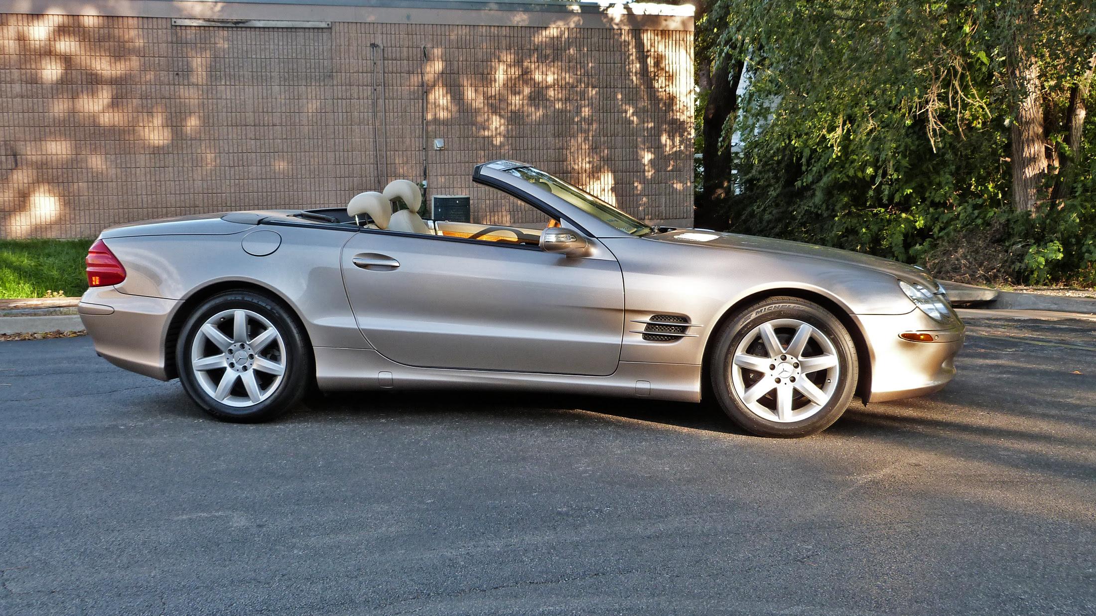 Mercedes SL500 | Santa Fe Auto Sound