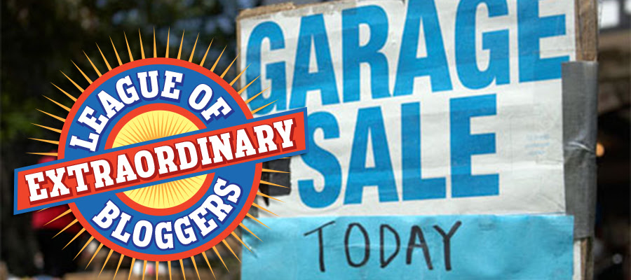 This week's assignment from the League: The Find